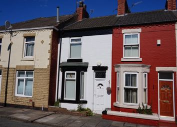 Thumbnail 2 bed terraced house for sale in Yelverton Road, Birkenhead