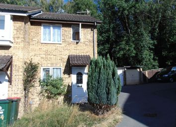 Thumbnail 1 bed terraced house to rent in Otford Close, Pease Pottage, Crawley