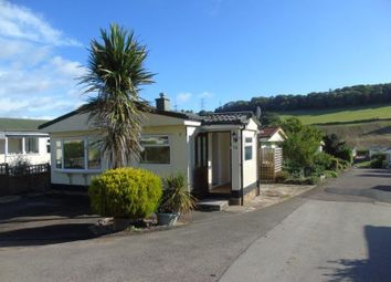 Thumbnail 1 bed mobile/park home for sale in Lea Villa Park, Lea, Ross-On-Wye