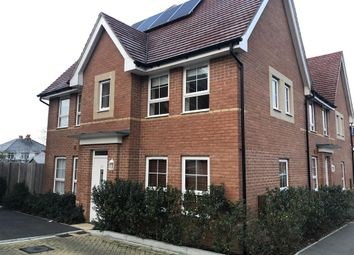 Thumbnail 3 bed property to rent in Cardinal Place, Southampton