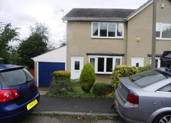 Thumbnail 2 bed end terrace house for sale in 1 Park Lane Court, Thrybergh