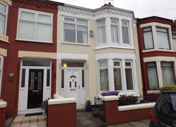 Thumbnail 3 bed terraced house for sale in Tatton Road, Orrell Park, Liverpool, Merseyside