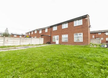 Thumbnail 4 bed end terrace house for sale in Cornwood Close, Manchester