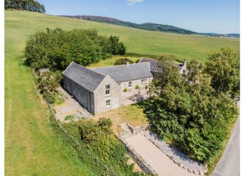 Thumbnail 6 bed detached house for sale in Monymusk, Tillyfourie, Inverurie