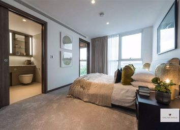 Thumbnail 2 bedroom flat for sale in North Wharf Road, London