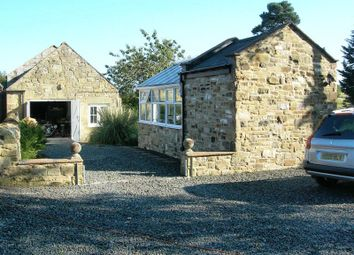 Thumbnail 3 bed barn conversion for sale in Netherton, Morpeth