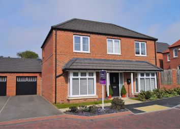 Thumbnail 4 bedroom detached house for sale in Green Shank Drive, Mexborough