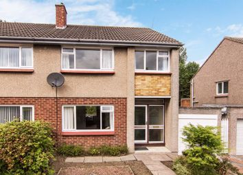 Thumbnail 3 bed semi-detached house for sale in 43 Weavers Knowe Crescent, Currie, Edinburgh