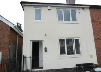 Thumbnail 2 bed flat to rent in Barnett Road, Willenhall