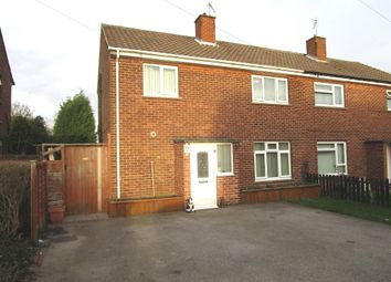 Thumbnail 3 bed semi-detached house for sale in Coronation Close, Melbourne, Derby
