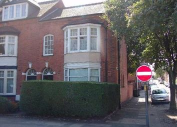 Thumbnail 1 bed flat for sale in Victoria Park Road, Clarendon Park, Leicester