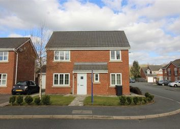 Thumbnail 4 bed detached house for sale in Kerscott Close, Springview, Wigan
