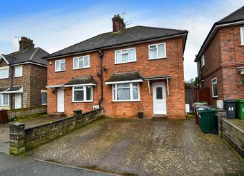 Thumbnail 3 bed semi-detached house for sale in Percival Road, Eastbourne