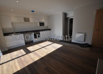 Thumbnail 2 bed flat to rent in Bath Street, Nottingham
