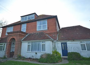 Thumbnail 3 bed flat for sale in Manor Road, Selsey