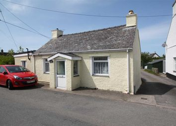 Thumbnail 2 bed detached house for sale in Llandegfan, Menai Bridge
