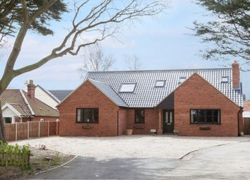 Thumbnail 5 bed detached house for sale in Fakenham Road, Taverham, Norwich