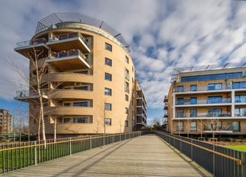 Thumbnail 1 bed flat for sale in Mill Court, Essex Wharf, Hackney