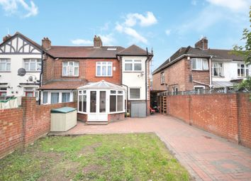 Thumbnail 3 bed semi-detached house for sale in Western Avenue, Acton