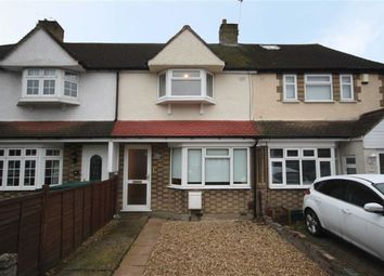 Thumbnail 3 bed terraced house for sale in Swan Close, Hanworth, Feltham
