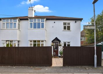 Thumbnail 1 bed flat for sale in Ivy Road, Tolworth, Surbiton