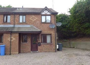 Thumbnail 1 bedroom end terrace house to rent in Rosevale Meadows, Lisburn