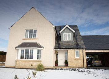 Thumbnail 4 bed detached house for sale in Ford Court, Main Street, Gordon