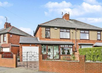 Thumbnail 3 bed semi-detached house for sale in Lime Grove, Bishop Auckland
