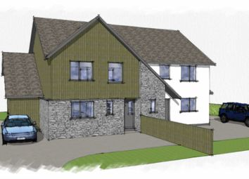 Thumbnail 3 bed semi-detached house for sale in Pencaemawr, Penegoes, Machynlleth, Powys