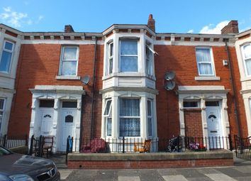 Thumbnail 2 bed flat for sale in Ladykirk Road, Benwell, Newcastle Upon Tyne