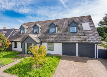 Thumbnail 5 bed detached house for sale in Groton, Sudbury, Suffolk
