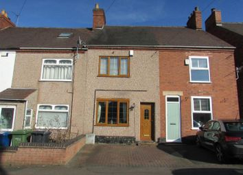 Thumbnail 2 bed terraced house to rent in Florendine Street, Amington, Tamworth