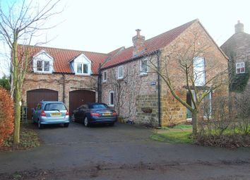 Thumbnail 5 bed detached house for sale in Endican Lane, Thornton Le Moor, Northallerton