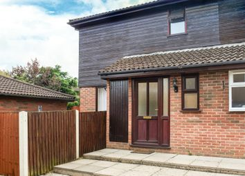 Thumbnail 3 bedroom terraced house to rent in Fairfields Drive, Ramsey, Huntingdon