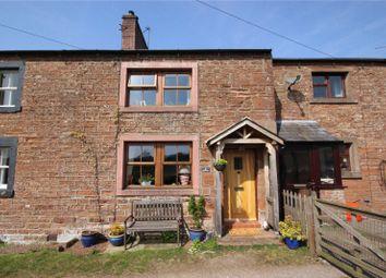 Thumbnail 2 bed terraced house for sale in 2 Clint View, Croglin, Carlisle, Cumbria