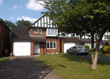 Thumbnail 3 bedroom detached house for sale in Tennyson Avenue, Houghton Regis, Dunstable