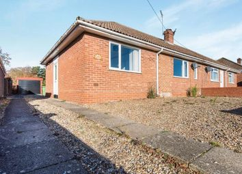 Thumbnail 2 bed bungalow for sale in Hellesdon, Norwich, Norfolk