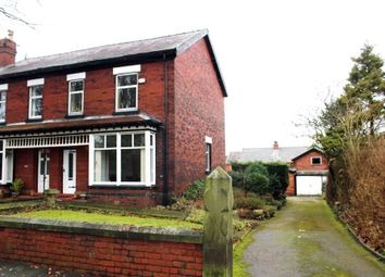 Thumbnail 3 bedroom semi-detached house for sale in Markland Hill Lane, Bolton
