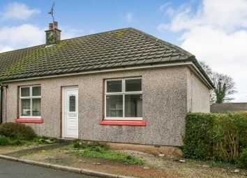 Thumbnail 2 bed semi-detached bungalow for sale in 7 Cairnsmore Avenue, Newton Stewart