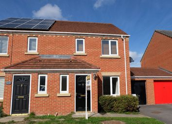 Thumbnail 3 bed semi-detached house to rent in Redwood Close, Darlington