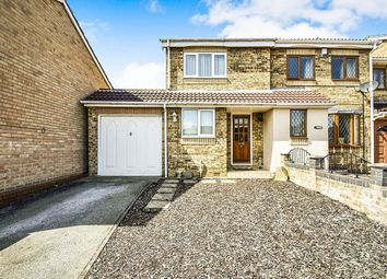 Thumbnail 2 bed semi-detached house for sale in Carbis Close, Barnsley