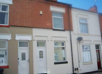 Thumbnail 3 bed terraced house to rent in Hawthorne Street, Leicester