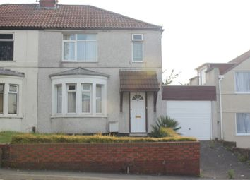 Thumbnail 5 bed semi-detached house to rent in Muller Road, Horfield, Bristol