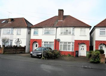 Thumbnail 3 bed semi-detached house to rent in Middlefield Road, Hoddesdon