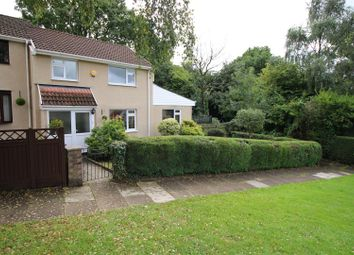 Thumbnail 3 bed terraced house for sale in Cardigan Crescent, Croesyceiliog, Cwmbran