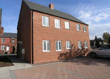 Thumbnail 2 bed flat for sale in Cooksey, Halesowen Road, Cradley Heath