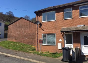 Thumbnail 3 bed semi-detached house to rent in Brynllys, Ebbwvale