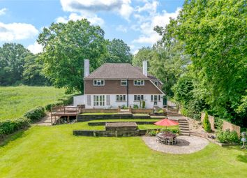 Thumbnail 6 bed detached house for sale in Sheepwash Lane, Newtown Common, Newbury, Berkshire