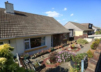Thumbnail 3 bed semi-detached bungalow for sale in Princess Avenue, Plymstock, Plymouth