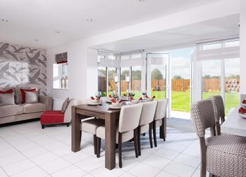 """Thumbnail 4 bedroom detached house for sale in """"Bradgate"""" at Barnhorn Road, Bexhill-On-Sea"""